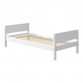 Evolutief laag bed - White