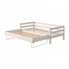 Lit au sol évolutif avec lit gigogne - Classic