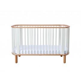 Evolutief bed in massief beukenhout - Baby