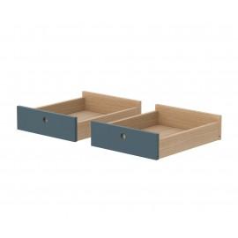 2 tiroirs pour bureau Popsicle - Study